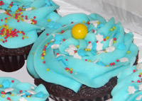 made-to-order cupcakes