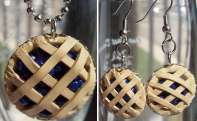 blueberry pie jewelry